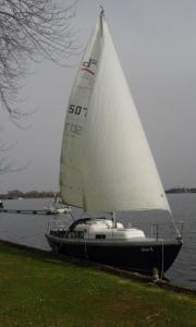 Victoire 25 Segelboot