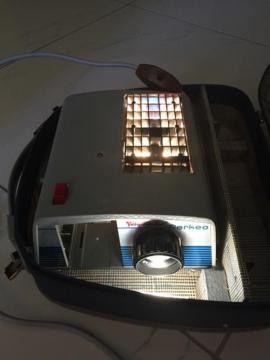 Voigtländer Perkeo Vintage Diaprojektor im: Kleinanzeigen aus Starnberg - Rubrik Filmkameras, Projektoren
