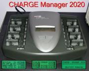 VOLTCRAFT Akku-Ladestation Charge Manager 2020