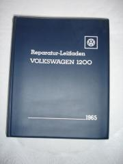 VW Oldtimer, Reparaturleitfaden