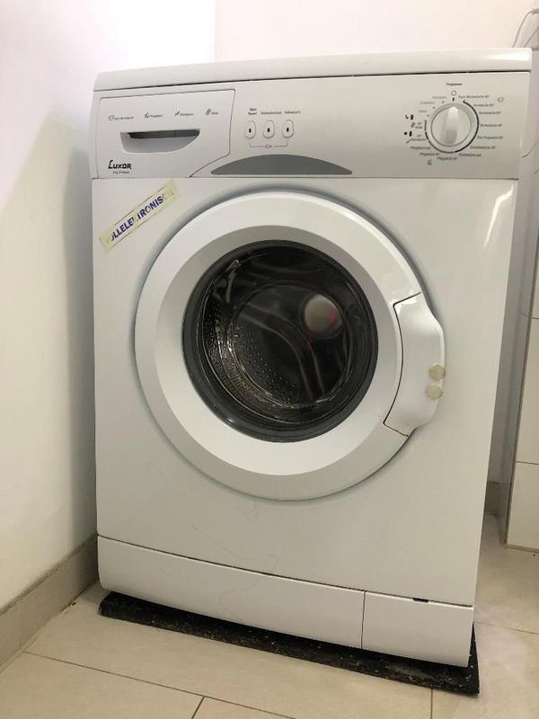 Waschmaschine Luxor Vollelektroni Top Zustand EG an Selbstabholer in ...