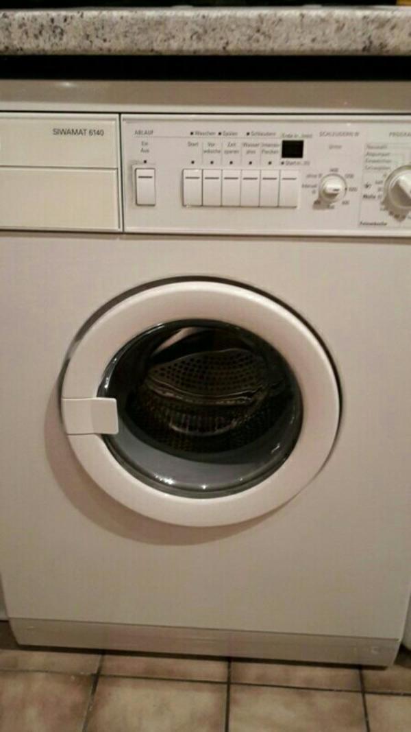 waschmaschine siwamat kleinanzeigen haushaltsger te. Black Bedroom Furniture Sets. Home Design Ideas