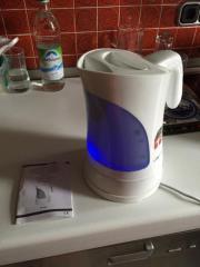 Wasserkocher kabellos Clatronic 1 7