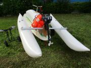 Wassermotorrad, Jetski, Schlauchboot,