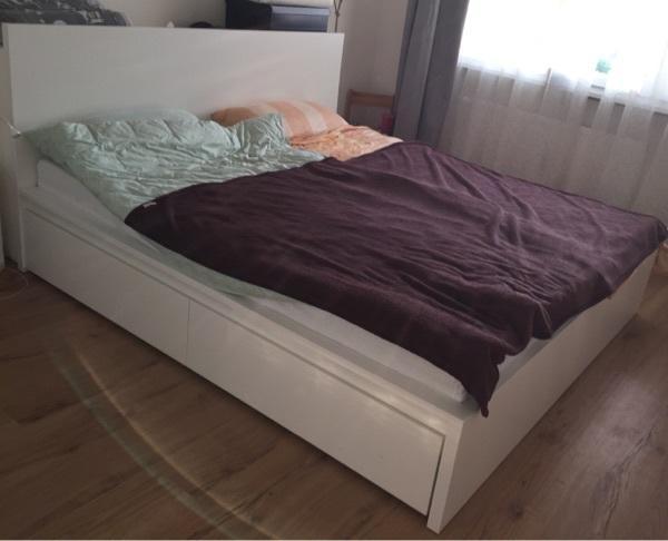 ikea weiss kleinanzeigen betten lattenroste. Black Bedroom Furniture Sets. Home Design Ideas