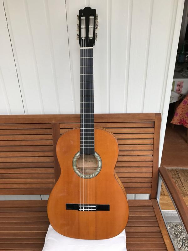 Weissgerber Konzertgitarre, Torres Modell, Baujahr 1929/50 in ...