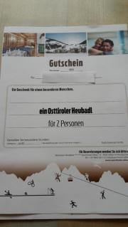 Wellness Gutschein Osttiroler