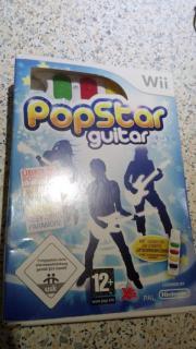 Wii Popstar Guitar