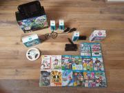 Wii U mit riesigem Zubehör