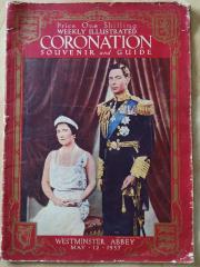 Windsor, coronation souvenir