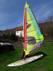 Windsurfing Komplettset