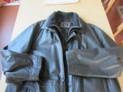 Winter Jacke leder Gr 58