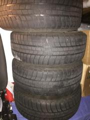 Winterräder BMW / MICHELIN