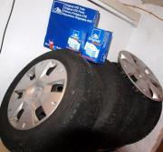 Winterreifen/ Ersatzteile Bremsanlage