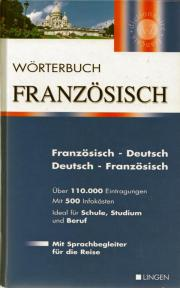 Wörterbuch Französisch Lingen Verlag