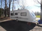 Wohnwagen Hobby 495