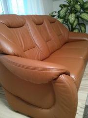 wohnzimmer sitzgarnitur in angelbachtal - polster, sessel, couch