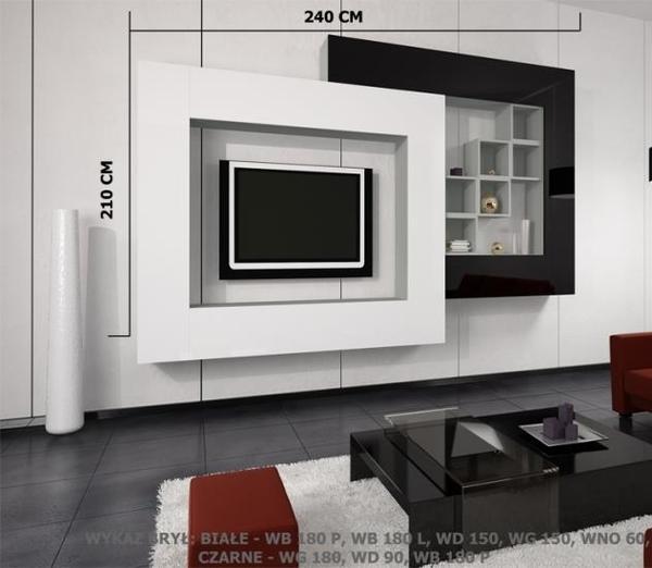 wohnzimmerschrank kaufen kreatives haus design. Black Bedroom Furniture Sets. Home Design Ideas