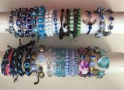 Wunderschöne Armbänder