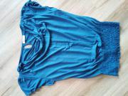 wunderschöne blaue Bluse (