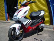 Yamaha Aerox 50 baugleich Nitro