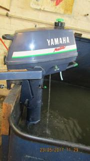 Yamaha Aussenborder 3Ps