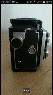 Zeiss Ikoflex Kamera