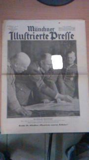 Zeitung 2. Weltkrieg /