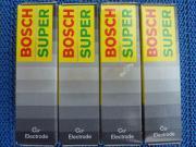 Zündkerzen Bosch W7DC,